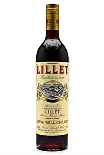 Lillet Aperitif Rouge 750ml